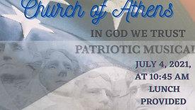 In God We Trust 7/4/21