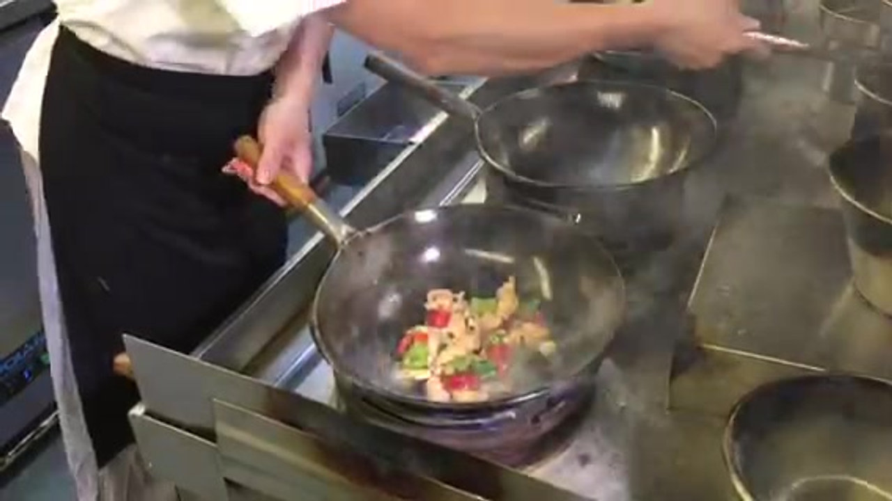Cooking at the Ruby