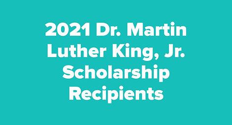 2021 Scholarship Caravan