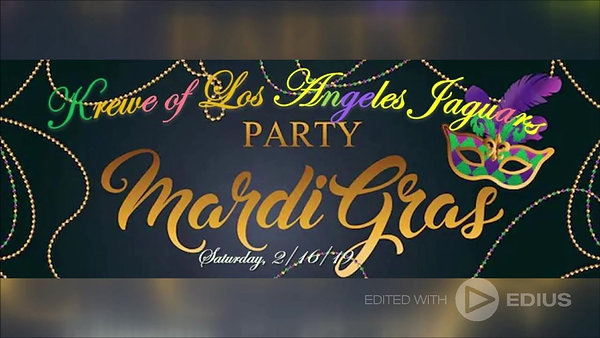 SU Alumni Los Angeles Mardi Gras Ball 2019
