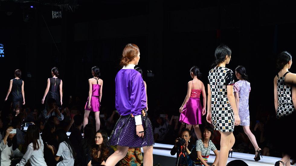 Amehl x Guangzhou Fashion Week