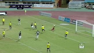 Panagiotis Moraitis scored vs. Ergotelis