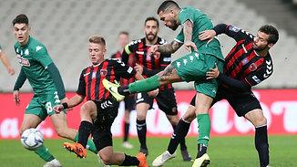 Kolovos Goal & Assist vs. Panachaiki