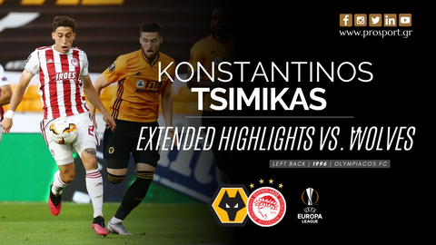 Konstantinos Tsimikas vs. Wolves (6/8/20) | PROSPORT.GR