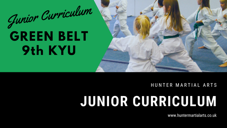 GREEN BELT - 6th KYU
