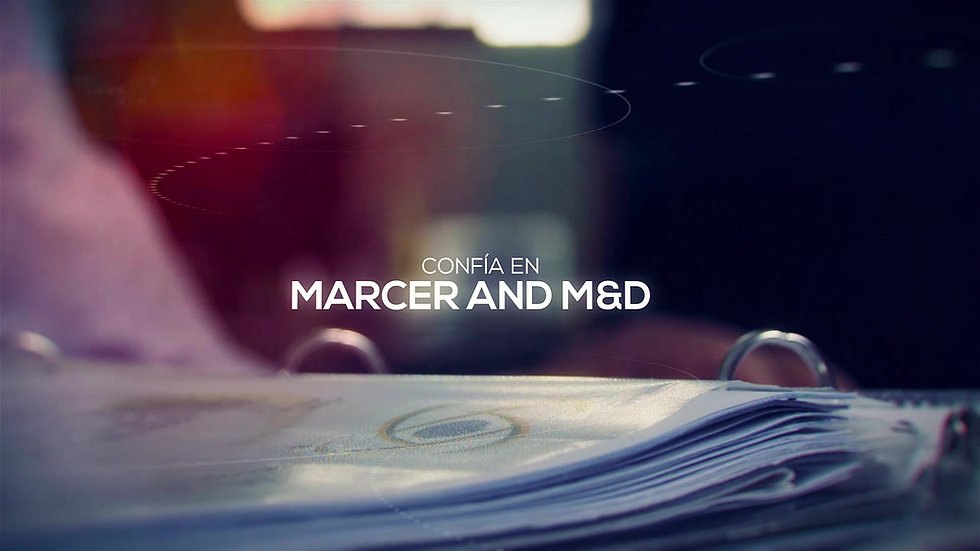 Marcer and M&D