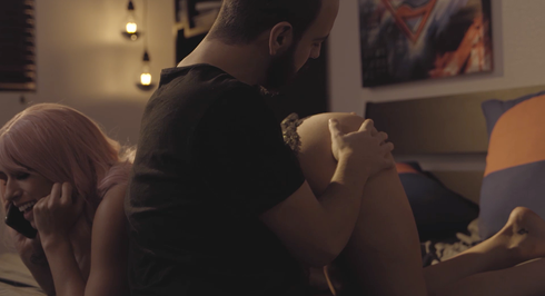 """Candy"" short film (trailer)"
