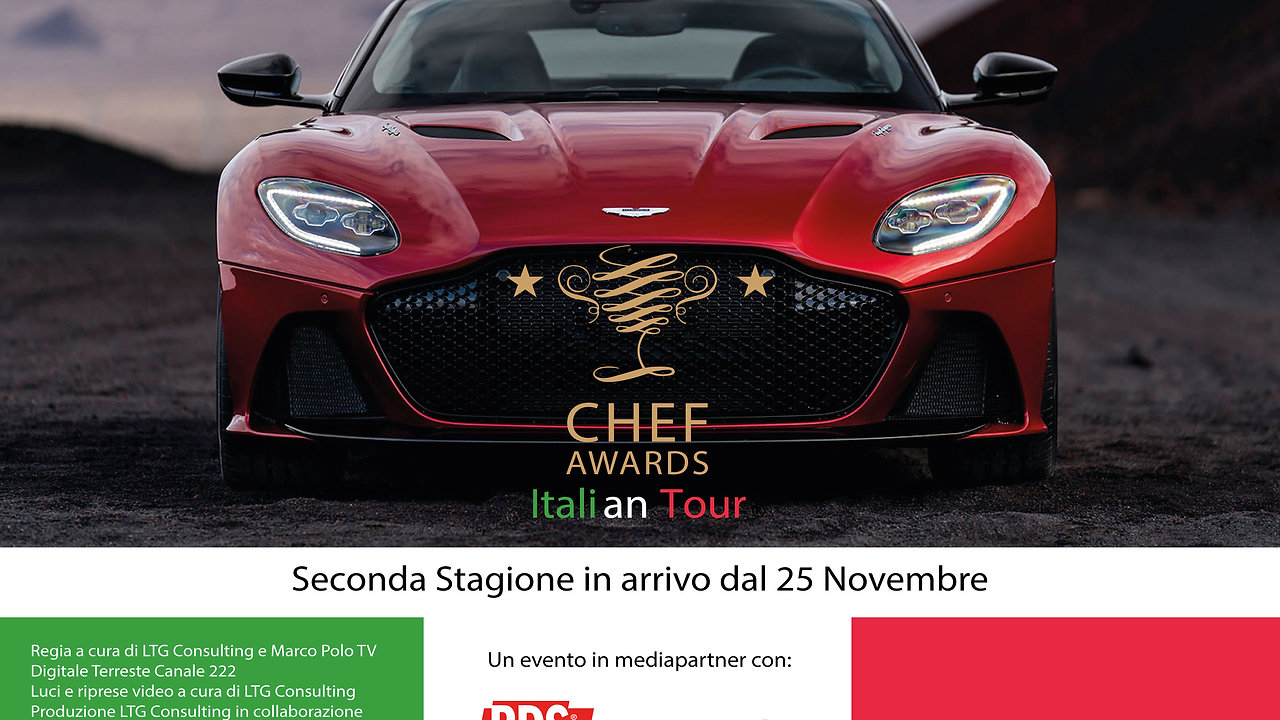Chef Awards - Italian Tour 2019