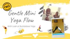 FREE - Mini Gentle Yoga Flow