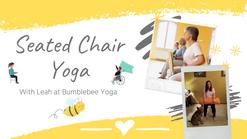 Seated Chair Yoga