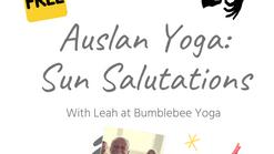 Auslan Supported Mini Class: Sun Salutations [CC]