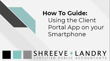 Smartphone App Tutorial