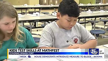 Alabama Students Participate in Math Event