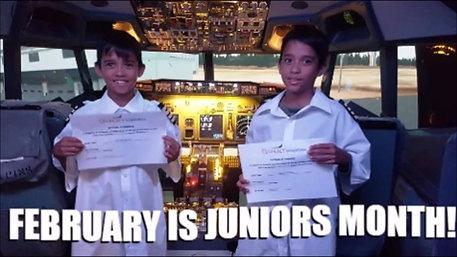 Juniors Month