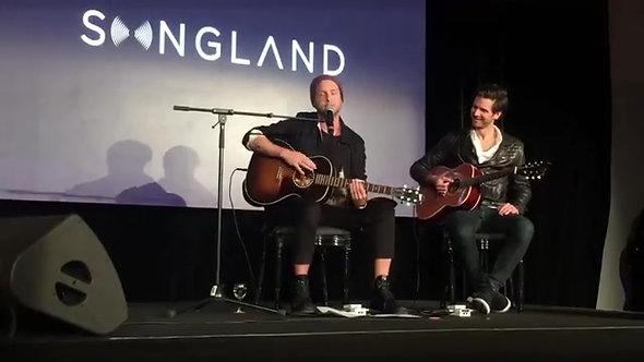 SONGLAND | Ryan Tedder