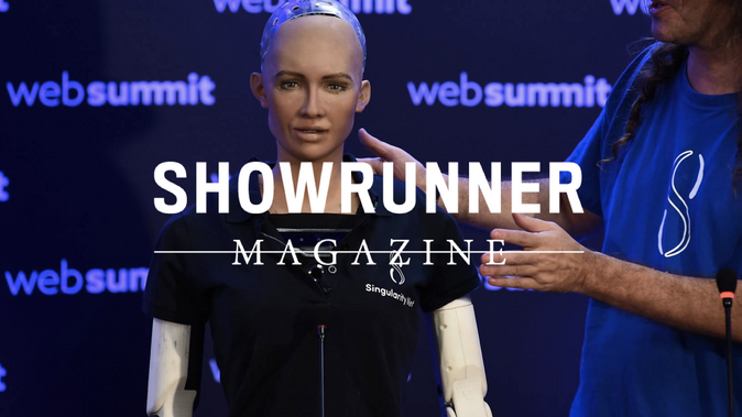 Sophia The Robot | Websummit
