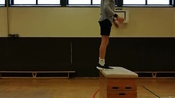 Turnen - Salto Rückwärts