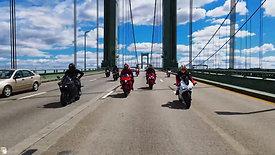 Biking from NJ to Maryland