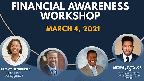 Financial Awareness Workshop