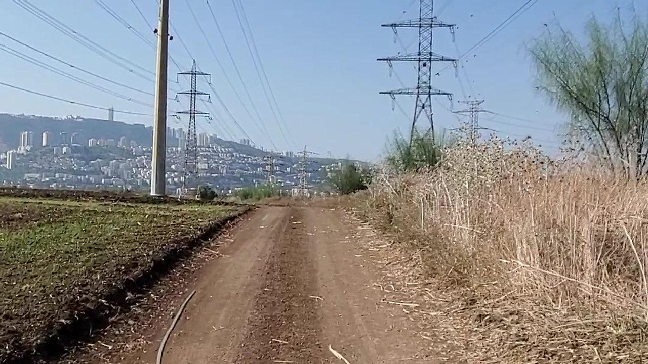 Gravel Grinding in Haifa