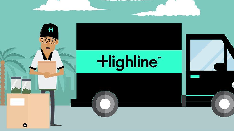 Cannabis Distribution Process Highline