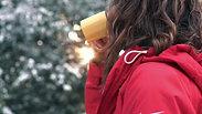 Cold Morning in Bariloche, Argentina