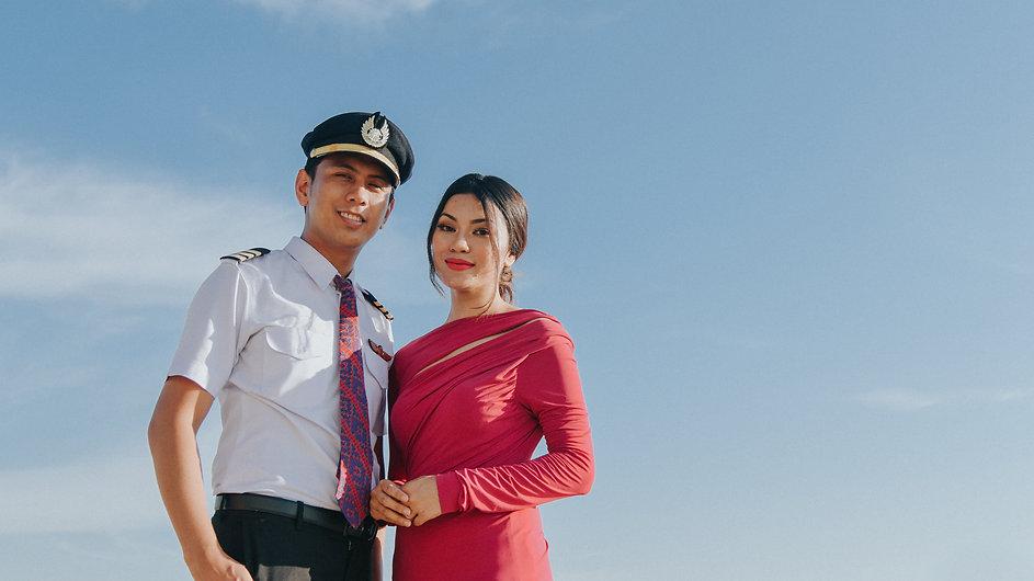 Ameerul & Nursha l Prewedding l Malaysia