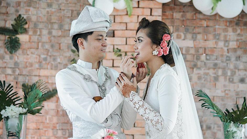 Amira & Zahid l Solemnisation l Malaysia