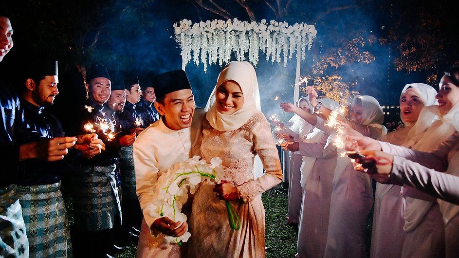 Nursha & Ameerul l Solemnization l Malaysia