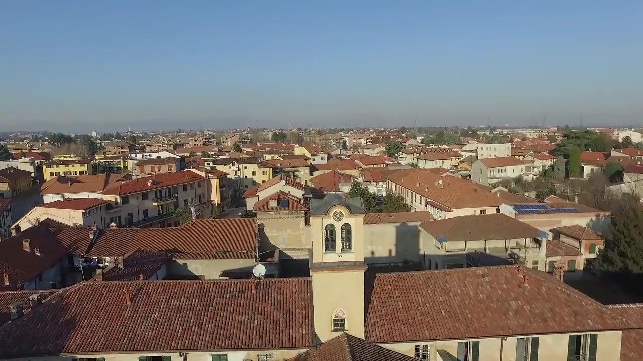 Villa Zari - drone view