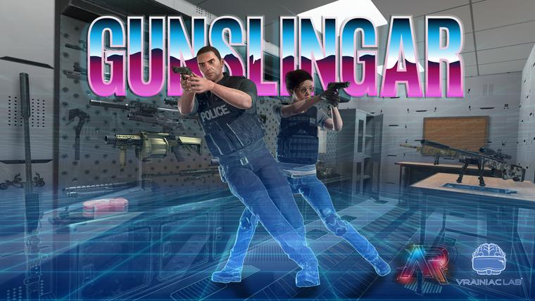 GunslingAR Intro
