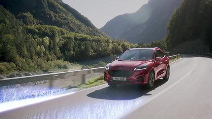 Neue Ford Kuga 2020