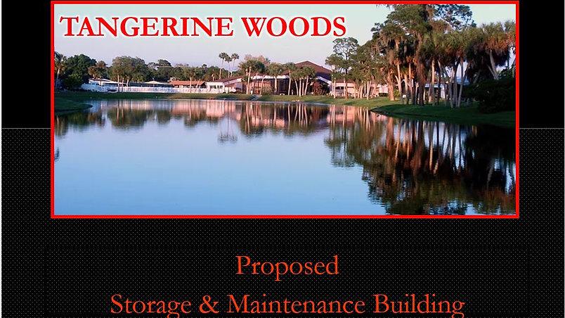 Proposed Maintenance Bldg