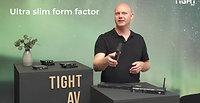 Tight AV lancering