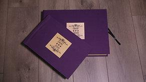 "12"" x 8"" Fabric Series with Box"