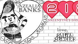 Azealia Banks - 212 (Saliva Slingers Valentine's Day Remix)