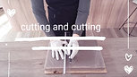 How to cut soaps