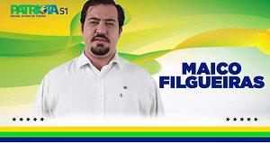 Maico Filgueiras - Pré-campanha
