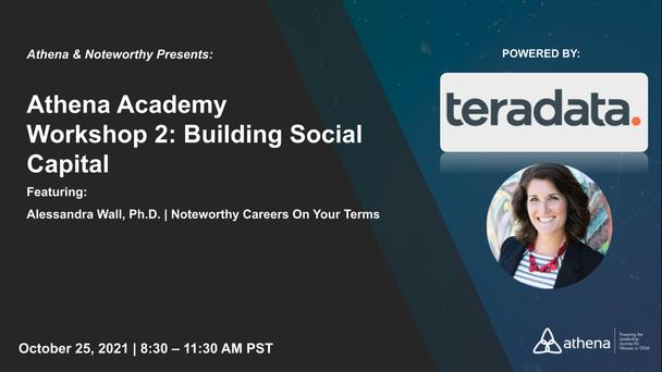 10.25   Athena Academy   Workshop 2