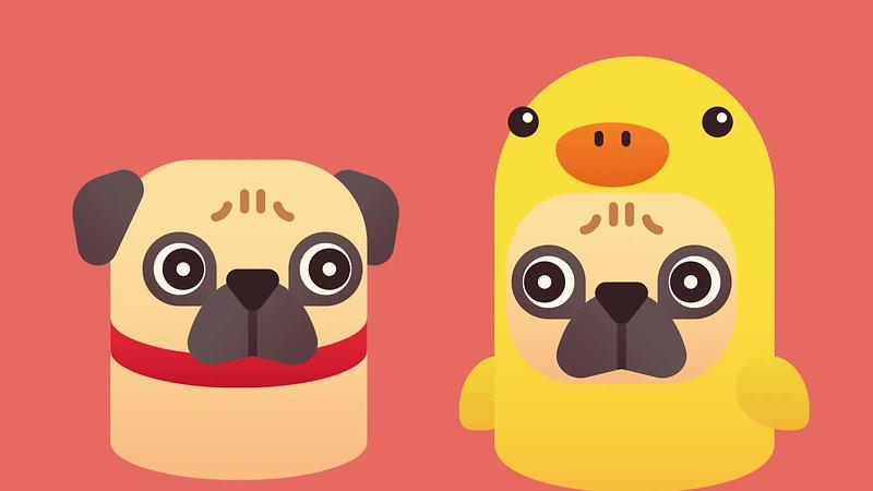 Pugs Series #05