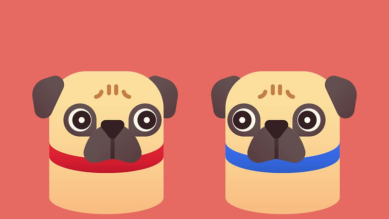 Pugs Series #01