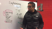 Explain Pain: The Cup Analogy