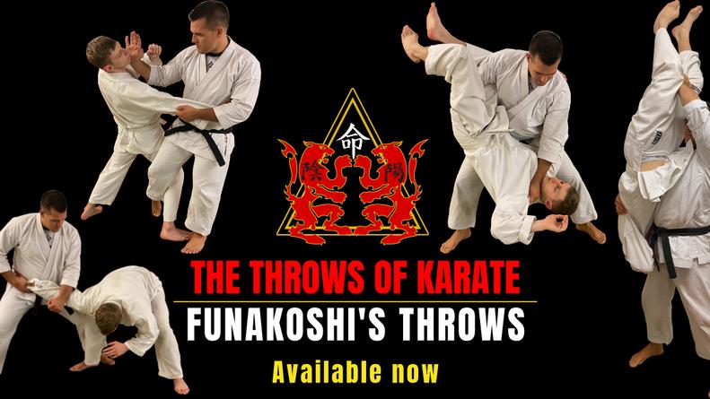 Funakoshi's Throws - Trailer