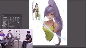 Dragon Quest XI Livestream with Ross Draws