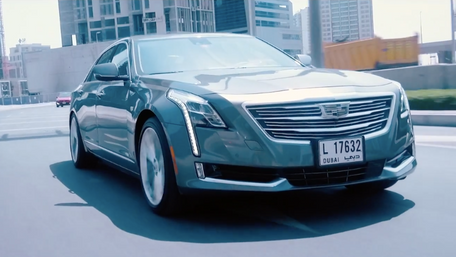 Cadillac CT6 Promotion