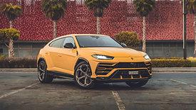 Lamborghini Urus Promotion