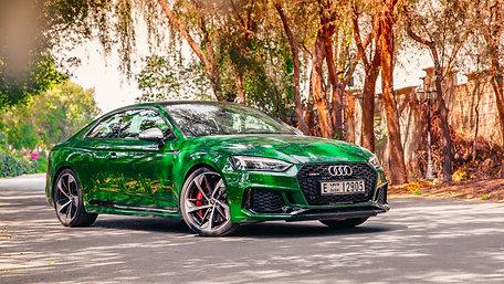 Audi RS5 Promotion