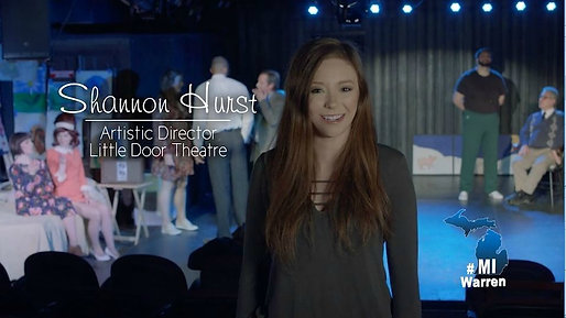 MIWarren Supports Little Door Theatre