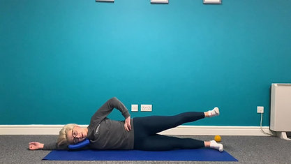 Pilates Class - March 2020