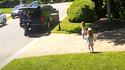 Kids & Strangers In Cars Experiment